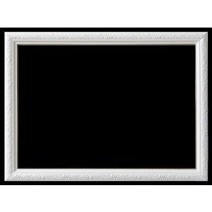 18.2×25.7cm ジブリ作品専用 アートクリスタルジグソーフレーム雲(白)(2-C)ホワイト ジグソーパズルフレーム エンスカイ【P】|hobby-zone-pz