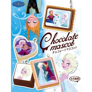 アナと雪の女王 チョコレートマスコット 1BOX(8個入り) リーメント hobby-zone-pz