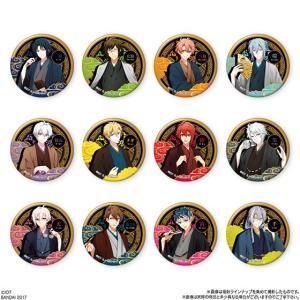 アイドリッシュセブン 和装男子トレード缶バッジ 1BOX(16個入り) バンダイ|hobby-zone-pz|02
