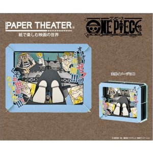 PAPER THEATER ONEPIECE PT-107 長い間くそお世話になりました!!! エンスカイ【11月予約】|hobby-zone-pz