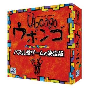 ウボンゴ スタンダード版 ジーピー|hobby-zone