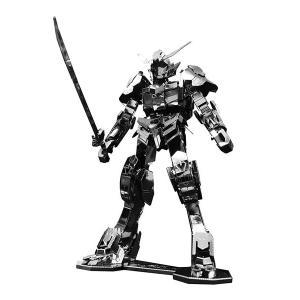 メタリックナノパズル プレミアムシリーズ 機動戦士ガンダム 鉄血のオルフェンズ ガンダム・バルバトス 第4形態(TMPG-006) テンヨー|hobby-zone