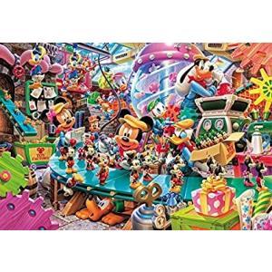 ディズニー ピュアホワイト ミッキーのトイファクトリー(DP-1000-021)1000ピース テンヨー|hobby-zone