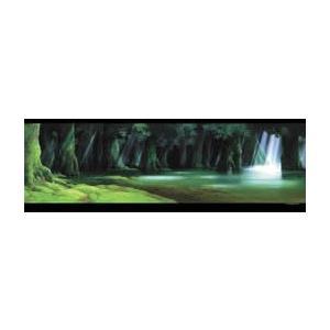 スタジオジブリ背景美術シリーズ もののけ姫 シシ神の森(950-203)エンスカイ 950ピース ジグソーパズル|hobby-zone