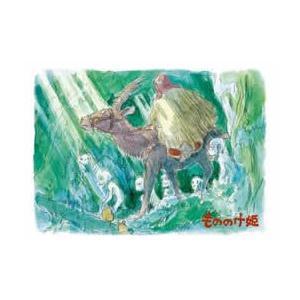 スタジオジブリ イメージアートシリーズ もののけ姫 深き森の中を(108-279)エンスカイ 108ピース ジグソーパズル|hobby-zone