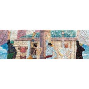 ONE PIECE ワンピース モザイクアート 仲間の印(950-27)エンスカイ 950ピース ジグソーパズル|hobby-zone