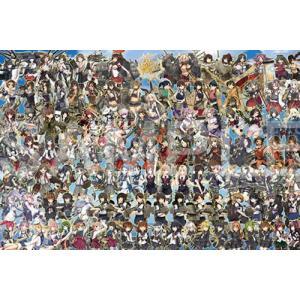 艦隊これくしょん 〜艦これ〜 観艦式(かんかんしき)(1000-377)エンスカイ ジグソーパズル|hobby-zone