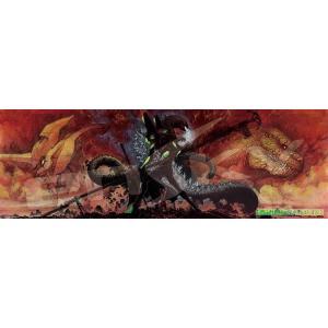 ゴジラ対エヴァンゲリオン 紅蓮の神話(950-42)950ピース(再販) エンスカイ|hobby-zone