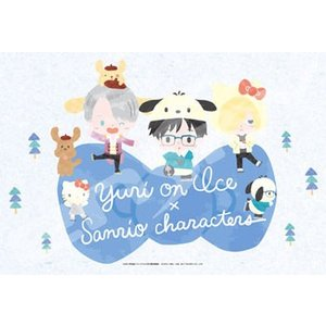 ユーリ!!! on ICE ユーリ!!! on ICE × サンリオキャラクター(300-1306)ピース エンスカイ|hobby-zone