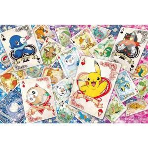 ポケットモンスター ポケモントランプアート(1000-MG010)1000ピース エンスカイ【09月予約】|hobby-zone