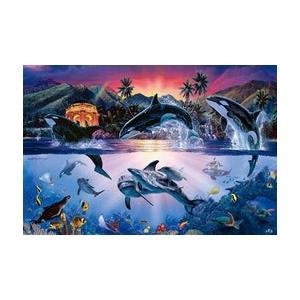 光るパズル ラッセン オルカワールド(13-01...の商品画像