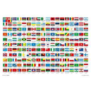 世界の国旗(40-014)40ラージピース ビバリー hobby-zone