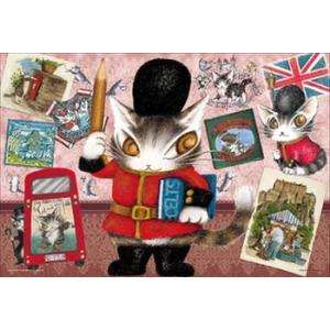わちふぃーるど ダヤンの絵描き旅‐イギリス‐ (03-861)300ピース やのまん|hobby-zone