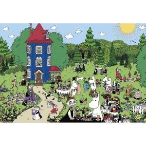 ムーミン ムーミンハウスへようこそ!(10-1348)1000ピース やのまん【07月予約】 hobby-zone