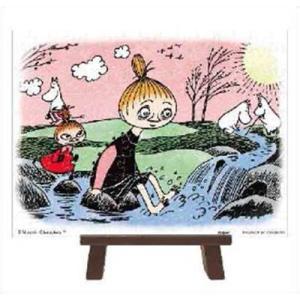プチパリエ ムーミン 春の小川で(2301-04)150ピース やのまん【03月予約】 hobby-zone