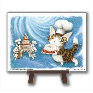 プチパリエ わちふぃーるど 青い星のケーキ(2301-07)150ピース やのまん【03月予約】 hobby-zone