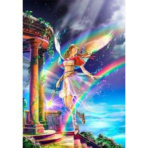 プリズムアート Kagaya イリス-虹の女神-(62-10)やのまん 216ピース|hobby-zone