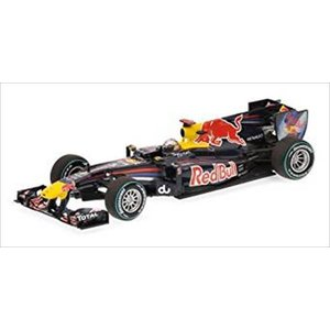 MINICHAMPS 1/43 Red Bull Racing Renault RB6 アブダビGP 2010 #5 京商|hobby-zone