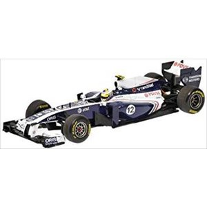 MINICHAMPS 1/43 Williams Cosworth FW33 2011 #12 京商|hobby-zone