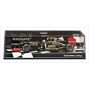 MINICHAMPS 1/43 ロータス F1チーム ルノー E20 バーレーン 2012 #9 京商|hobby-zone