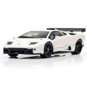 1/43 Lamborghini Diablo GTR-S Pearl White 京商|hobby-zone
