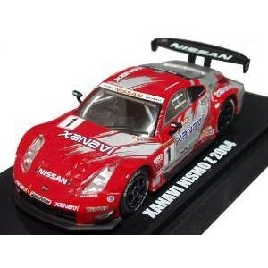 1/64 Beads Collection ニッサン フェアレディ Z JGTC 2004 ザナヴィニスモ No.1 京商|hobby-zone