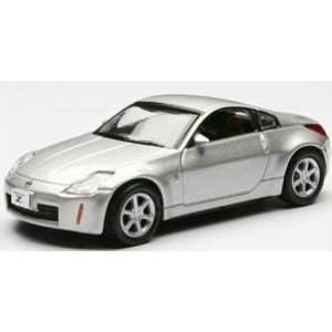 1/64 Beads Collection フェアレディZ Z33 クーペ シルバーメタリック 京商|hobby-zone