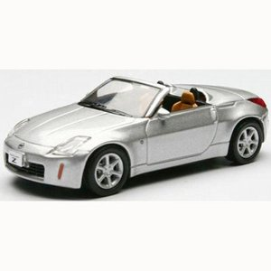 1/64 Beads Collection 日産 FAIRLADY Z(Z33) ROADSTER 2003 シルバー 京商|hobby-zone