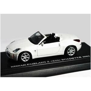 1/64 Beads Collection 日産 FAIRLADY Z(Z33) ROADSTER 2003 ホワイト 京商|hobby-zone