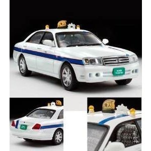 1/43 J-Collection ニッサン セドリック 個人タクシー 京商|hobby-zone