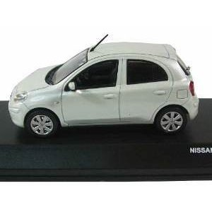 1/43 J-Collection 日産マーチ(ホワイト) JC65001WH 京商|hobby-zone