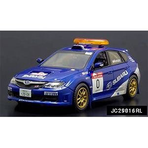 1/43 J-collection スバル JC29016RL SUBARU IMPREZA WRX STI Group N Rally Jpan 2008