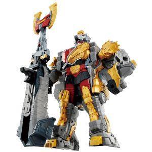獣電戦隊キョウリュウジャー 超カミツキ変形 DXギガントブラギオー バンダイ ロボット おもちゃ