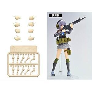1/12 LittleArmory(リトルアーモリー) OP04:figma専用 銃の持ち手(再販) トミーテック【ゆうパケット対応】|hobby-zone