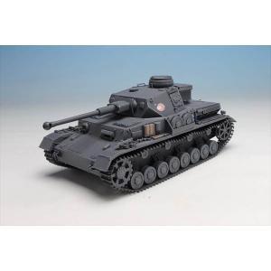ガールズ&パンツァー 1/35 IV号戦車D型改 (F2型仕様) あんこうチーム プラッツ|hobby-zone