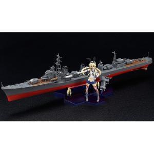 PLAMAX 艦隊これくしょん 〜艦これ〜 KC-01 1/350 駆逐艦×1/20 艦娘 島風 マックスファクトリー|hobby-zone