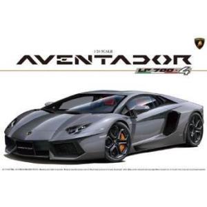 1/24 スーパーカーシリーズ No.07 ランボルギーニ アヴェンタドール アオシマ|hobby-zone