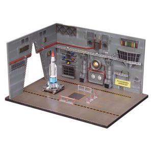 アオシマ 1/350 サンダーバード No.006 サンダーバード1号&発射基地 プラモデル 模型|hobby-zone