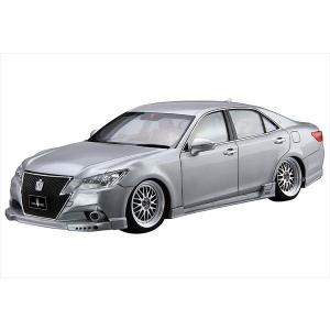 ザ・チューンドカーシリーズ No.013 トヨタ ブレーン X10 GRS214 クラウンアスリートG 2012 アオシマ|hobby-zone