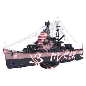 アオシマ 1/700 蒼き鋼のアルペジオ No.003 霧の艦隊 重巡洋艦マヤ プラモデル 模型|hobby-zone