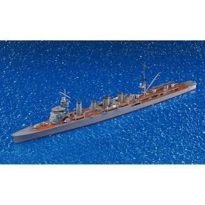 1/700 艦隊これくしょん 04 艦娘 軽巡洋艦 那珂(なか) アオシマ|hobby-zone