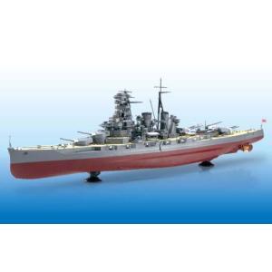 1/350 アイアンクラッド<鋼鉄艦> 日本海軍戦艦 霧島リテイク アオシマ|hobby-zone
