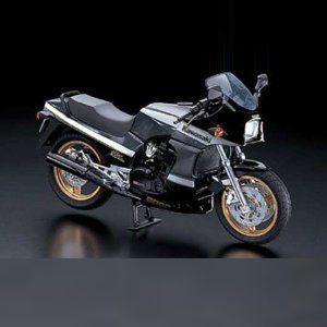 アオシマ ネイキッドバイク No.005 1/12 Kawasaki GPZ900R・ニンジャ'02 プラモデル 模型|hobby-zone