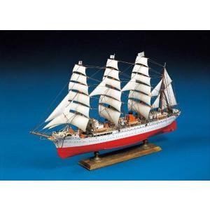 1/150 大型帆船シリーズ No.01 日本丸(再販) アオシマ|hobby-zone