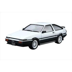 ザ・モデルカー No.05 1/24 トヨタ AE86 スプリンタートレノGT-APEX '85 アオシマ|hobby-zone