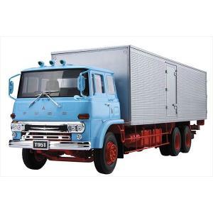 1/32 ヘビーフレイトシリーズ No.001 三菱 ふそう T951N アルミバン アオシマ|hobby-zone