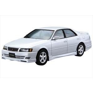 1/24 ザ・モデルカーシリーズ No.16 トヨタ JZX100 チェイサーツアラーV '98 アオシマ|hobby-zone