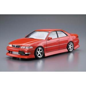 1/24 ザ・チューンドカーシリーズ No.026 BNスポーツ JZX100マーク2 ツアラー5 1998 アオシマ|hobby-zone