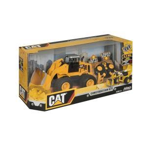 CAT はたらくマシンR/C ホイールローダ C82102 NIKKO KYOSHO EGG【10月予約】|hobby-zone