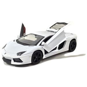 1/24 メタルドライブ ランボルギーニ アヴェンタドール ホワイト LP700-4 京商エッグ|hobby-zone